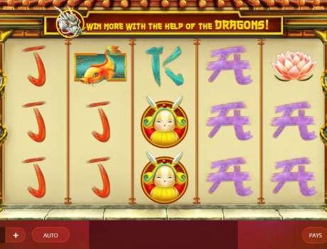 Dragons luck удача дракона игровой автомат ставок зарегистрироваться онлайн