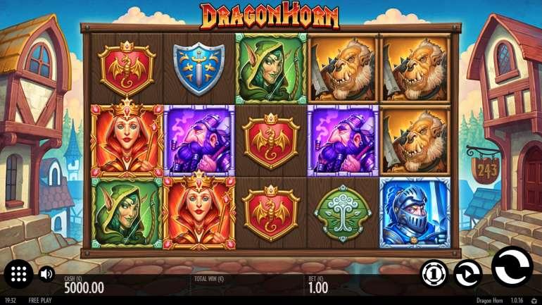 Dragons luck удача дракона игровой автомат могилев