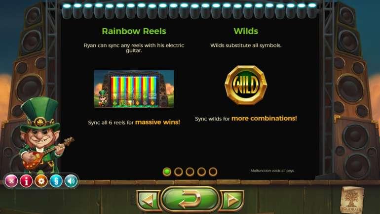 Rainbow ryan радуга райана игровой автомат