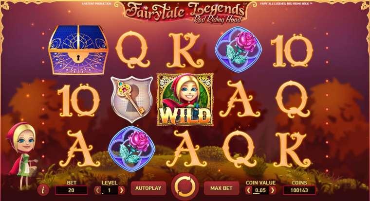 Играть на деньги.Book of Ra.Fruit Cocktail.Garage.The Money Game.Игровой автомат Fairytale Legends: Red Riding Hood играть онлайн Погрузить в сказку вместе со слотом Fairytale Legends: Red Riding Hood.