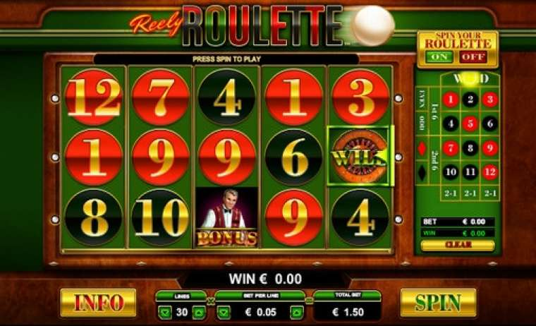 Reely roulette leander slot game locations reviews